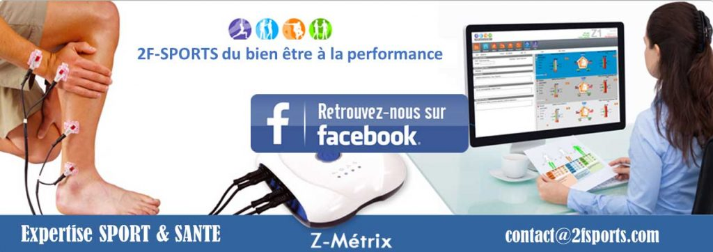 page facebook 2F sport